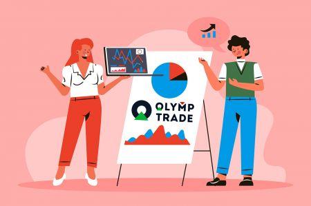 Cara Memulai Perdagangan Olymp Trade pada tahun 2021: Panduan Langkah-demi-Langkah untuk Pemula