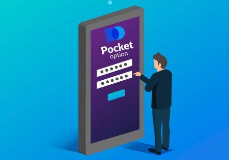 Pocket Option में ट्रेडिंग खाता कैसे खोलें?