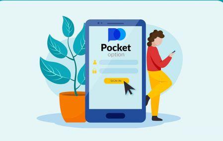 Pocket Option ब्रोकर ट्रेडिंग में साइन अप और लॉग इन अकाउंट कैसे करें