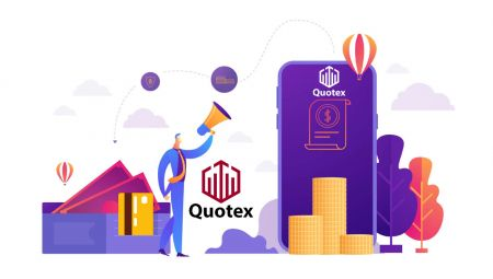 How to Open Account and Deposit Money at Quotex