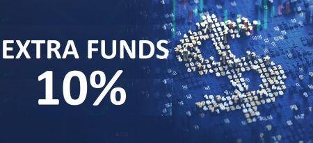 RoboForex Extra Fund 10%
