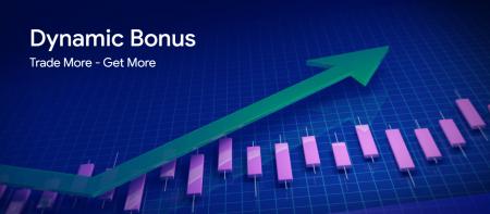 SuperForex Dynamic Bonus - Up to 25%
