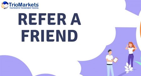 TrioMakets Refer a Friend - 10% of overall attracted investment