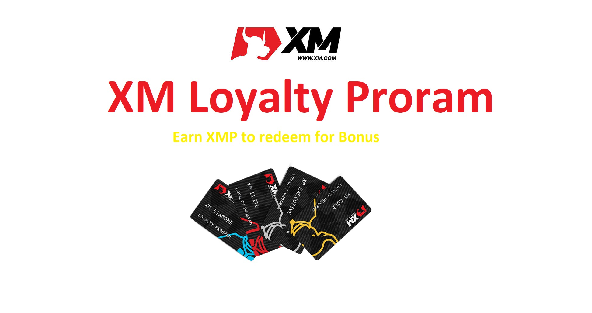 XM Loyalty Program - Cashback Rebate