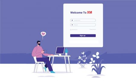 How to Open a Account in XM