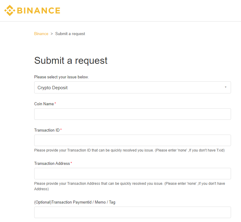 How to Contact Binance Support