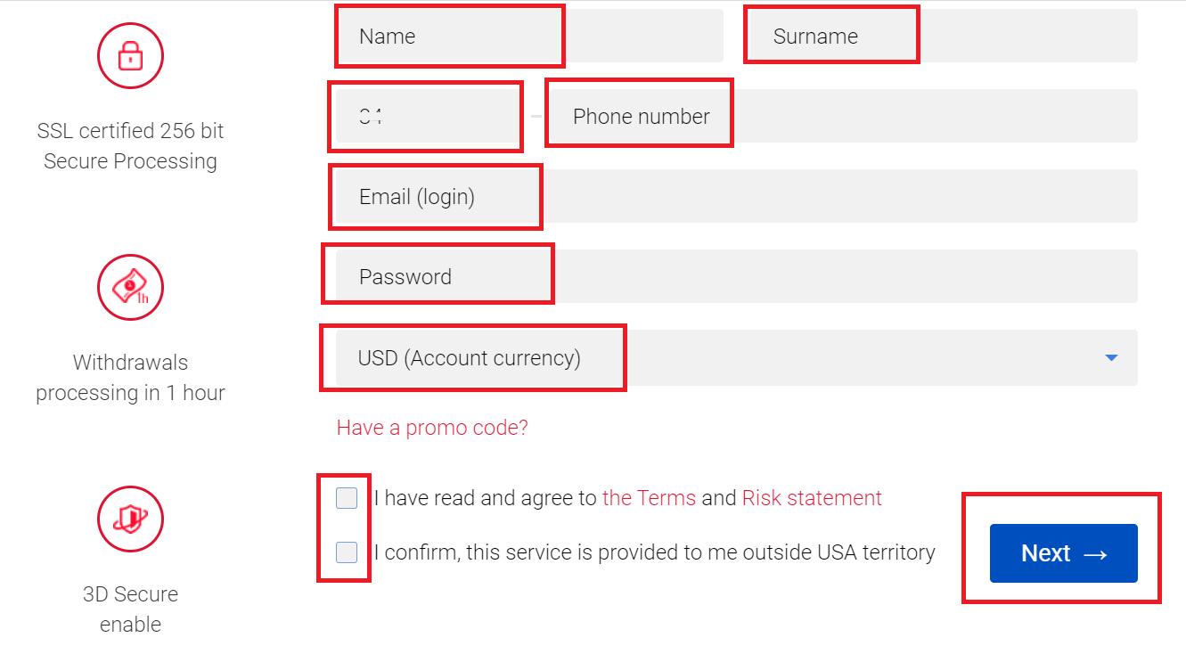 Bagaimana Cara Membuka Akun di Binarycent? Berapa banyak Jenis Akun