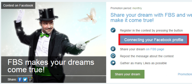 FBS Makes your Dreams Come True - Anything you Wish to Have