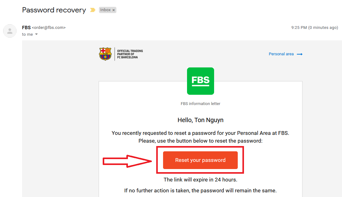 How to Login and Deposit Money in FBS