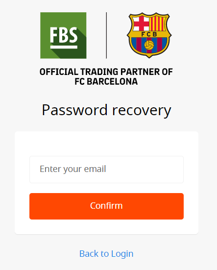 How to Login to FBS