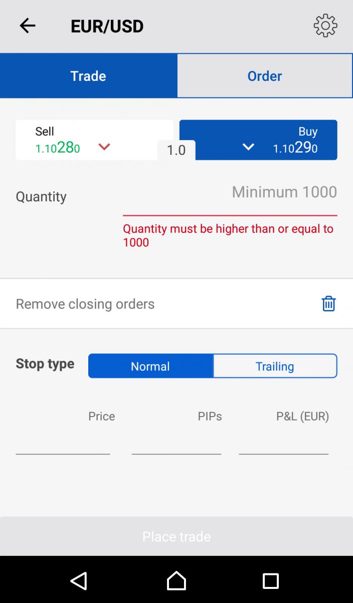 FOREX.com Review