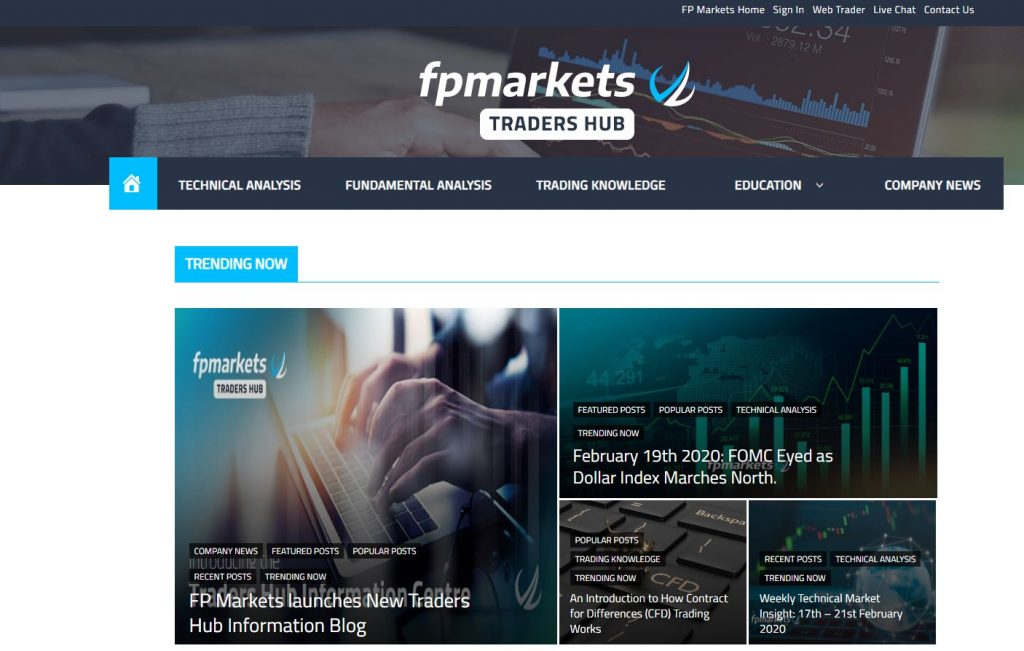 FP Markets Review