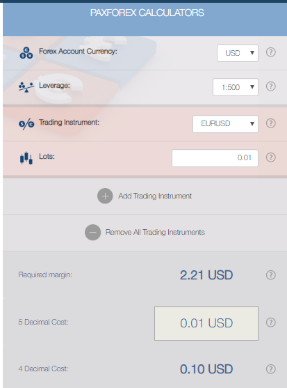 PaxForex Review